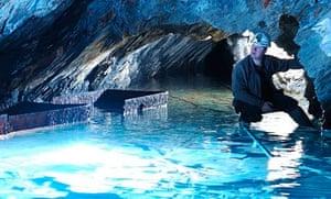 Underground adventure, Snowdonia