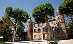 Château de Robernier, France