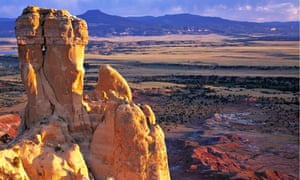Chimney Rock, Ghost Ranch, New Mexico