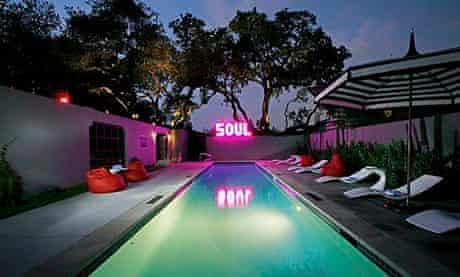 Hotel Saint Cecilia, Austin, Texas, US