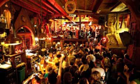The Quays Pub, Galway, Ireland