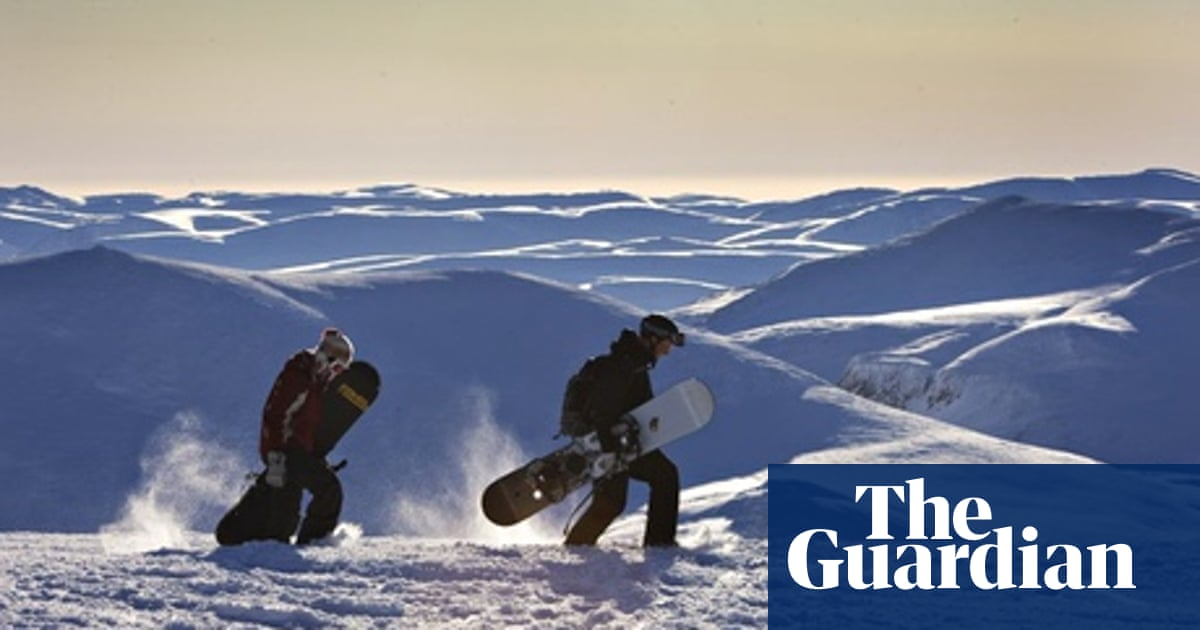 1cc4ab86f Skiing in Scotland: could you swap the Alps for the Cairngorms ...