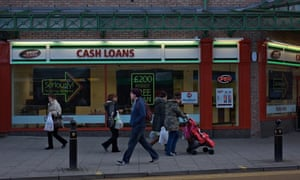 Payday loan firm, Salford
