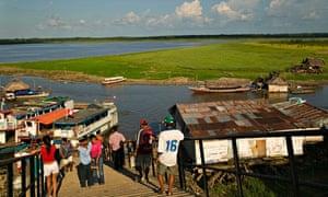 The Amazon, Iquitos, Peru