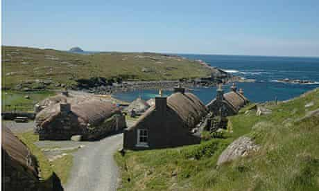 Gearrannan Blackhouses, Isle of Lewis