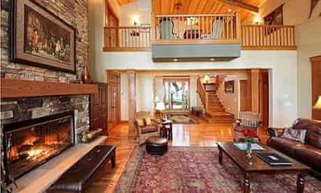 Soaring Eagle Lodge, Whidbey Island, Washingtonstate