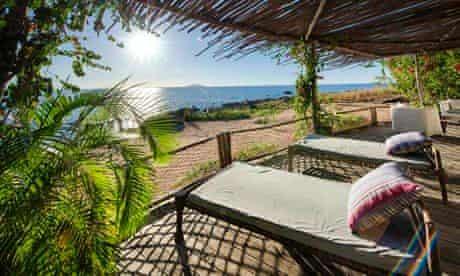 Ndomo House, Kaya Mawa, Lake Malawi