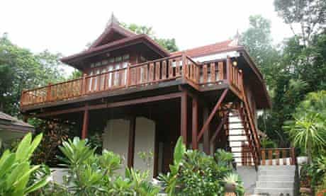 donna beach house, thailand