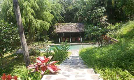 villa gamrang west java