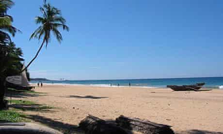 Tropical Beach House Sri Lanka