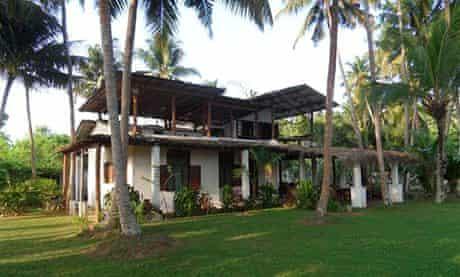 House by the Sea, near Matara, Sri Lanka