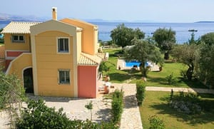 Top 100 Holiday Beach Houses Europe Travel The Guardian