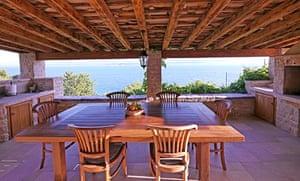 Dream Villa, Brac island, Croatia