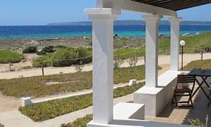 Voga Mari bungalows, Formentera