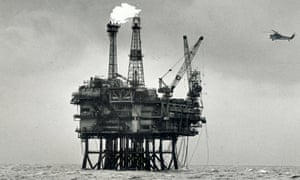 The Forties oil field is 50, but there are no happy returns