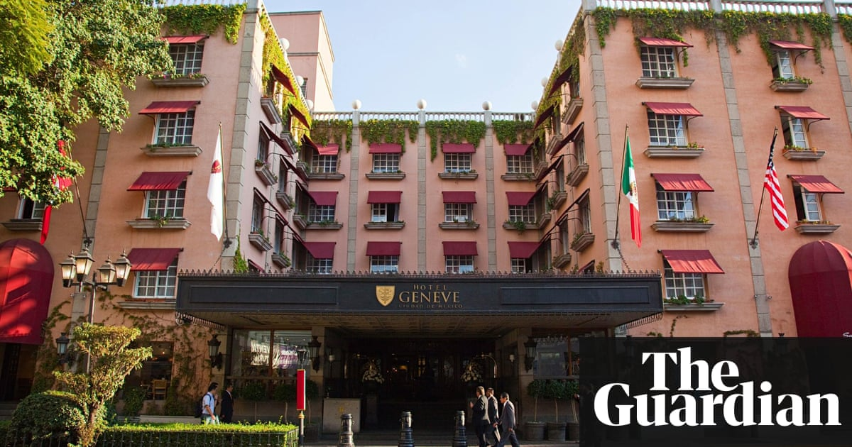 Top 10 budget hotels and b bs in mexico city travel for Hotel design bs as