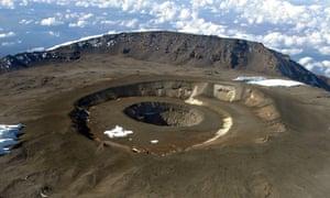 """Tanzania - Peak of Mount Kilimanjaro"""