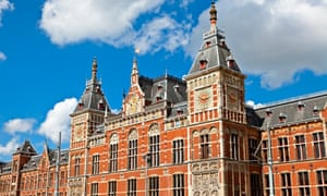 """""""Amsterdam, centraal Station"""""""