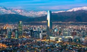 """Santiago, Chile"""