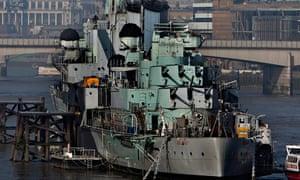 """UK - London - HMS Belfast"""