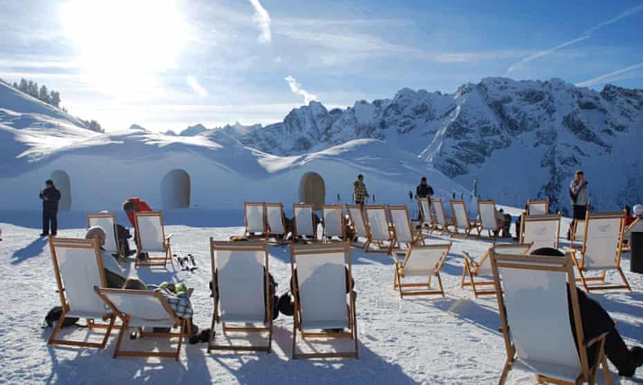 The White Lounge, Mayrhofen