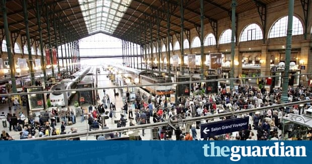 Paris gare du nord where to eat drink and stay near the eurostar station travel the guardian - Liste magasin paris nord 2 ...