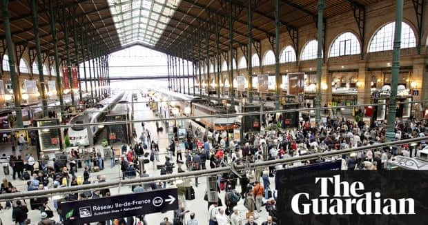 Paris Gare Du Nord Where To Eat Drink And Stay Near The
