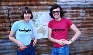 """""""Tony/Maureen Wheeler & Richard I'Anson / Lonely Planet Images"""""""