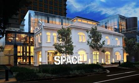Space, National Design Centre, Singapore