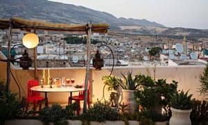 Riad Idrissy, Fez
