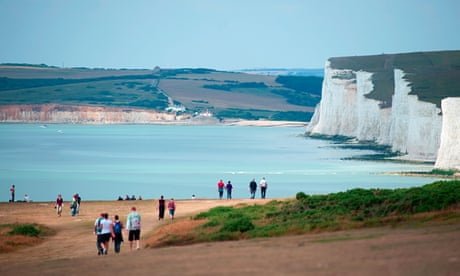 Walking guides: the UK's long-distance footpaths in easy stages