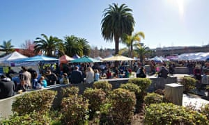 Grand Lake Farmer's Market, Oakland