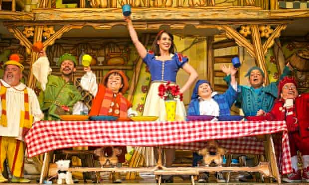 Snow White is on at Manchester Opera House