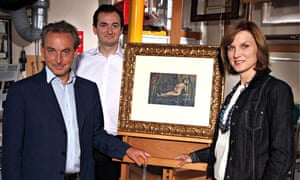 Fake Or Fortune, Fiona and Martin Lang