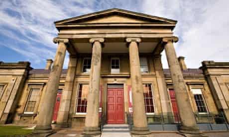 UK Tyne and Wear Sunderland Monkwearmouth Station Museum