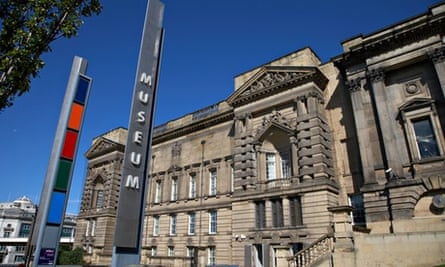 Exterior of the World Museum, Liverpool