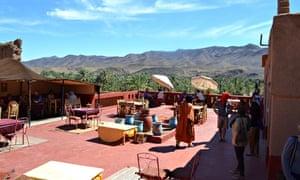 The Source luxury eco camp, Morocco