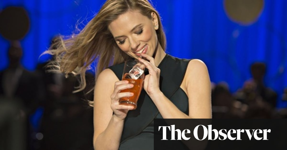 Scarlett Johansson I Have No Regrets Over Ad For West Bank Drinks Company Sodastream Film The Guardian