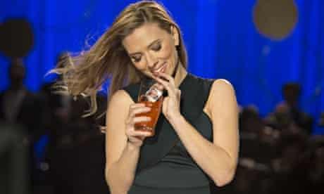 Scarlett Johansson as SodaStream ambassador