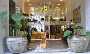 Saigon River Boutique Hotel