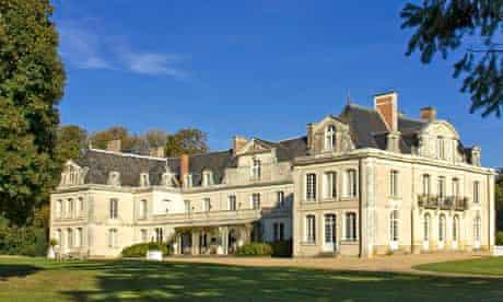 Chateau des Briottières