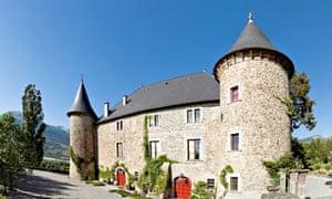 Chateau de Picomtal
