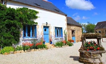 Brittany Spa Cottages, Morbihan