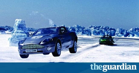 james bond die another day car - photo #8
