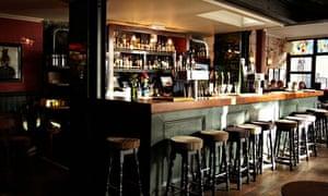 Exmouth Arms pub, London