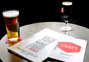 The Craft Beer Co, Clerkenwell, London