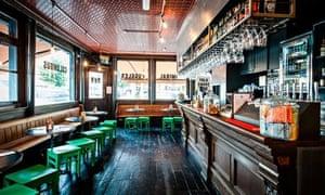 The Drafthouse pub, Goode Street, London