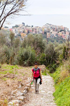 Cinque Terre: on the trail of Italy's famous five   Travel