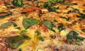 DiFara pizza, Brooklyn