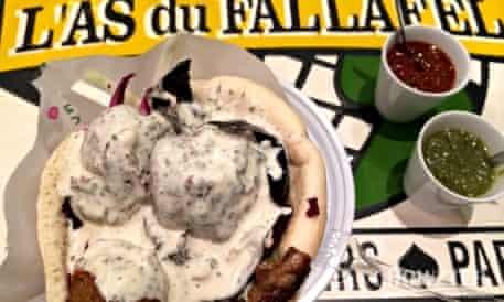 L'As du Fallafel, Paris